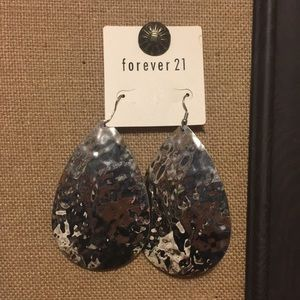 Forever 21 Silver Earrings